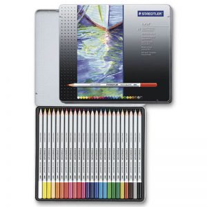 125m24 Staedtler Water Color Pencil