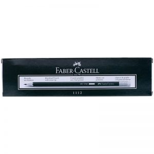 1112 Faber Castell Lead pencil with Eraser tip