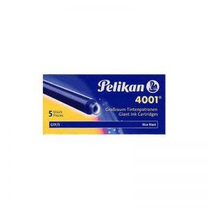 4001 Pelikan Ink cartridge Large Blue