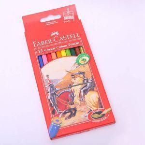 115852 Faber Castell Color Pencil Faber Castell Classic Color Pencil