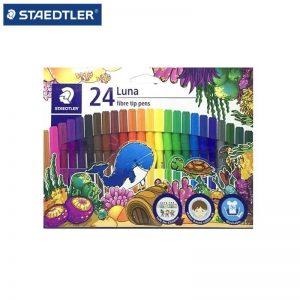 327 lwp 24 Staedtler Marker color Luna Series