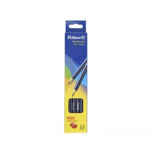 gphbe Pelikan Lead Pencil with eraser