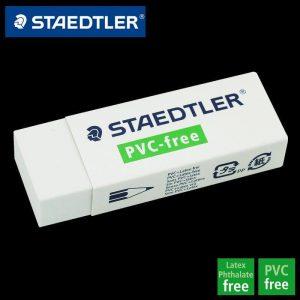 525 b 30 Staedtler Eraser Pvc Free