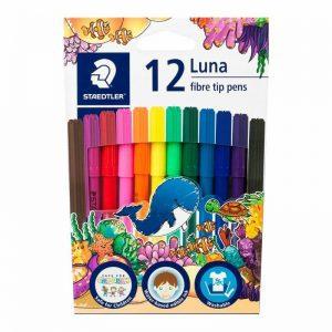 327 lwp 12 Staedtler Marker color Luna Series