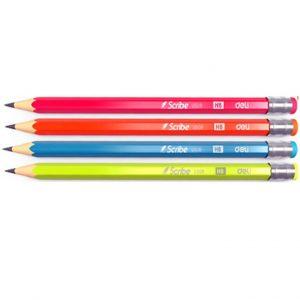 U50800 Deli Lead pencil with eraser