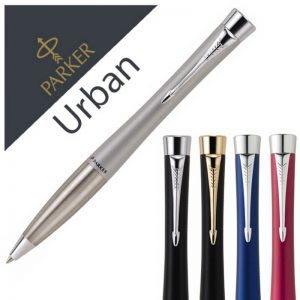 Parker Urban Ball Point Pen Metal Series Steel