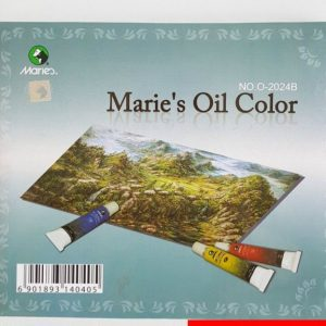 O 2024 Maries Oil Color
