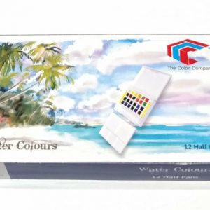 The Color Company Cake Water Color (12 Shades)