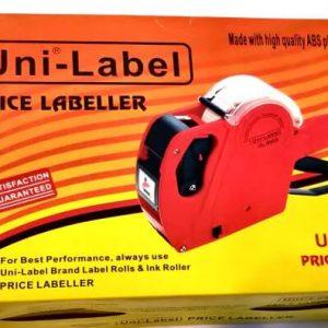 UL 9900 Uni Label Price Machine