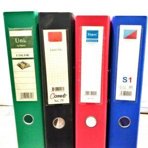 556 Imported Box File F/S