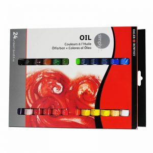 118500124 Daler-Rowney Oil Color (Simply)