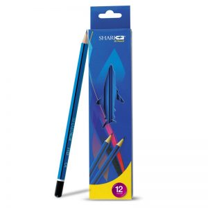 HB 912 Shark Lead Pencil Thunder (without eraser)