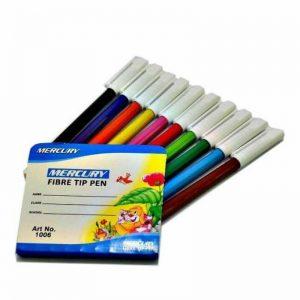 1006 Mercury Marker Color Set