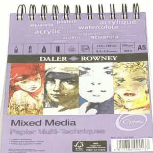437150500 Daler Rowney Sketch Book