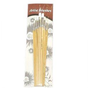 579 Alberto Brush Set