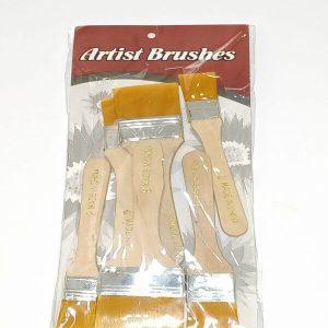 Artist Brush For Base Making