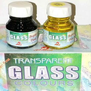 Prima Glass Color 22 ML (Transparent)