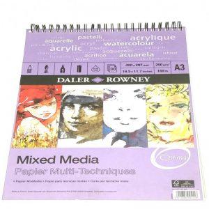 437150300 Daler Rowney Sketch Book