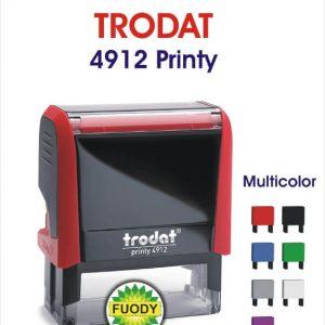4912 P04 Trodat Stamp