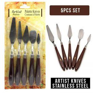 Palette Knives set (Large)