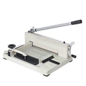 Heavy Duty Paper Cutting Machines (Manual)