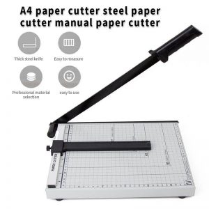 Paper Trimmer A4 Size