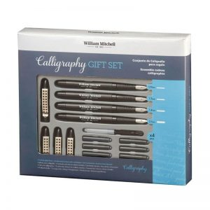 35905 William Mitchell Calligraphy Gift set