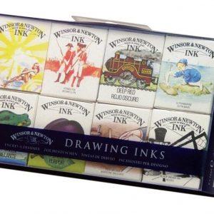 1090093*/4* Winsor & Newton Drawing Ink